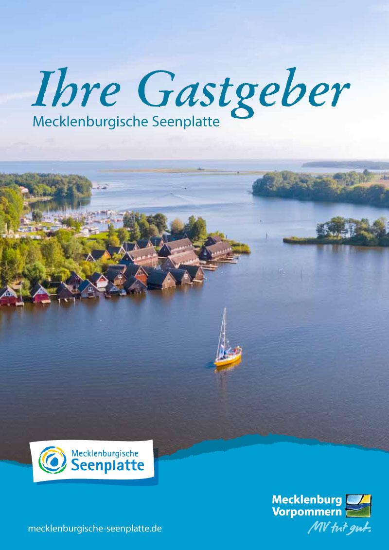 Gastgeberkatalog Mecklenburgische Seenplatte 2018