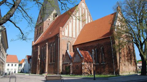 Nicolaikirche - Röbel/Müritz