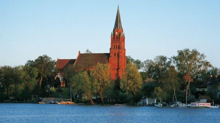 St.-Marien-Kirche (von der Müritz) - Röbel/Müritz